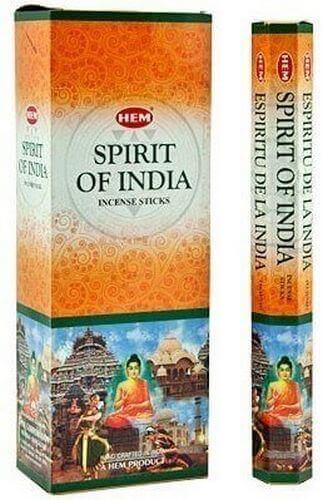 Encens HEM Esprit Indien 20g