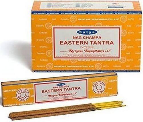 Encens Satya Tantra Orientale 15g