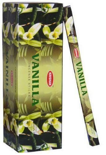 Krishan Vanilla Incense 10g