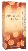 Encens HEM Orange Chocolat 20g